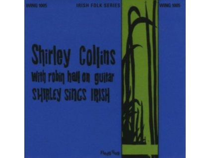 "SHIRLEY COLLINS - Shirley Sings Irish (7"" Vinyl)"