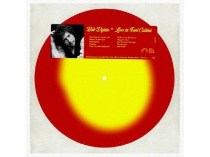 BOB DYLAN - Live In Fort Collins Fm Broadcast (LP)
