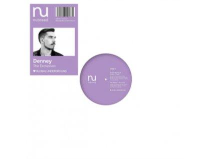 "DENNEY - Global Underground: Nubreed 12 - Denney (The Exclusives) (12"" Vinyl)"