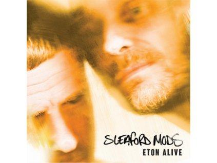 SLEAFORD MODS - Eton Alive (Coloured Vinyl) (LP)