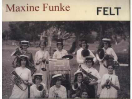 MAXINE FUNKE - Felt (LP)