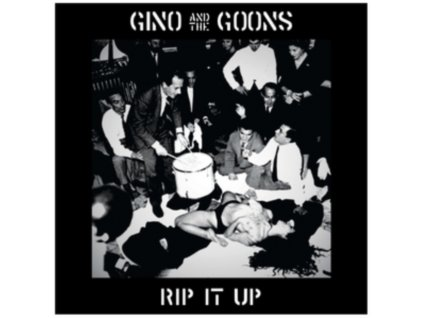 GINO AND THE GOONS - Rip It Up (LP)
