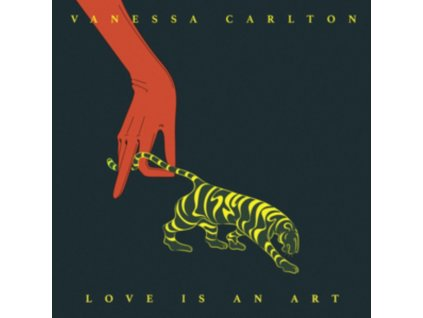 VANESSA CARLTON - Love Is An Art (LP)