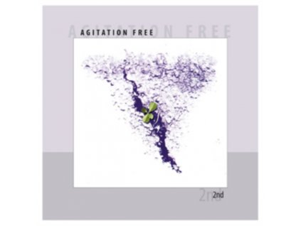 AGITATION FREE - 2Nd (LP + Book)