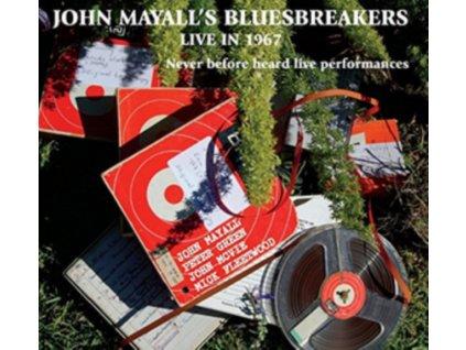 JOHN MAYALLS BLUESBREAKERS - Live In 1967 (LP)