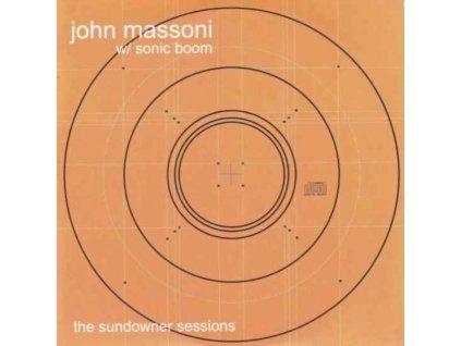 JOHN MASSONI & SONIC BOOM - The Sundowner Sessions (Rsd 2020) (LP)