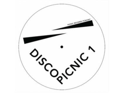 """CAPTN K - Disco Picnic Vol. 1 (12"""" Vinyl)"""