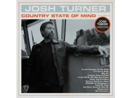 JOSH TURNER - Country State Of Mind (LP)
