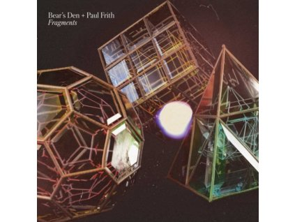 BEARS DEN + PAUL FRITH - Fragments (LP)