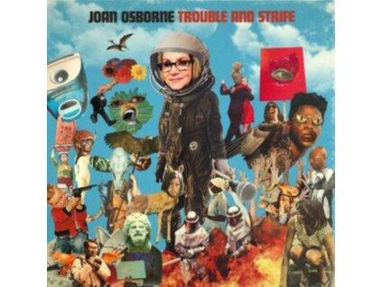 JOAN OSBORNE - Trouble And Strife (LP)