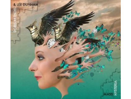 DORIS BRENDEL AND LEE DUNHAM - Mass Hysteria (LP)