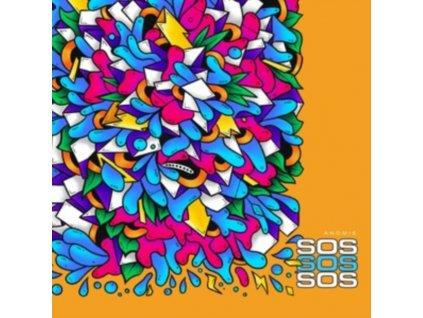ANOMIE - Sos EP (LP)