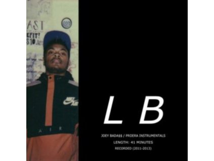 LEE BANNON - Joey Bada$$ / Pro Era Instrumentals (LP)