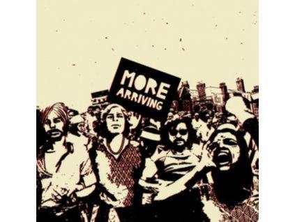 SARATHY KORWAR - More Arriving (Transparent Orange Vinyl) (LP)