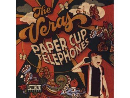 "VERAS - Paper Cup Telephones (7"" Vinyl)"