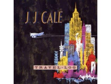 JJ CALE - Travel-Log (Limited Mimosa Vinyl) (LP)