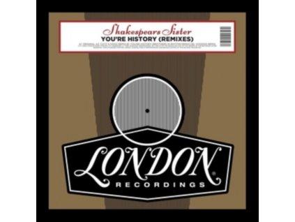 "SHAKESPEAR SISTERS - Youre History (12"" Vinyl)"