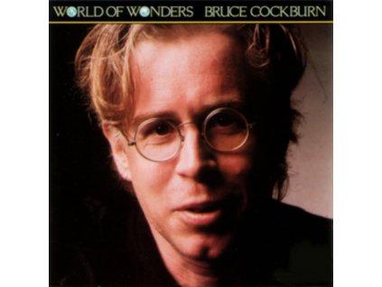 BRUCE COCKBURN - World Of Wonders (LP)