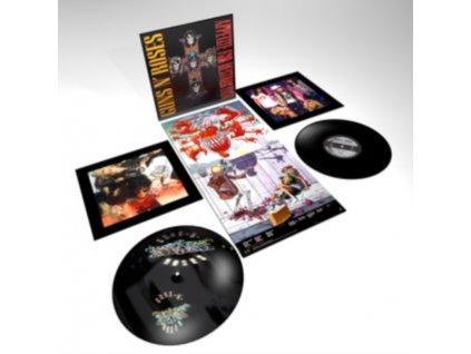 GUNS N ROSES - Appetite For Destruction Locked N Loaded (LP)
