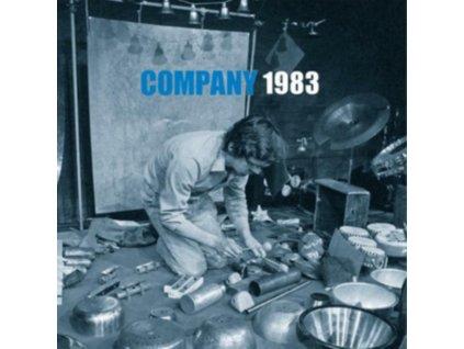 DEREK BAILEY - Company 1983 (LP)