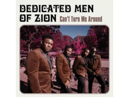 DEDICATED MEN OF ZION - Cant Turn Me Around (LP)