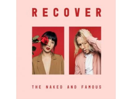 NAKED AND FAMOUS - Recover (LP)
