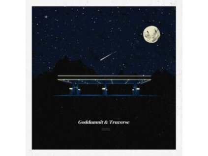 GODDAMNIT & TRAVERSE - Goddamnit / Traverse Split (LP)