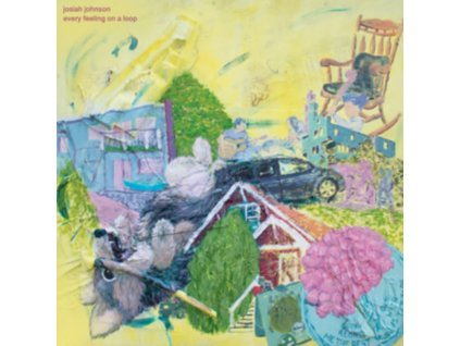 JOSIAH JOHNSON - Every Feeling On A Loop (LP)
