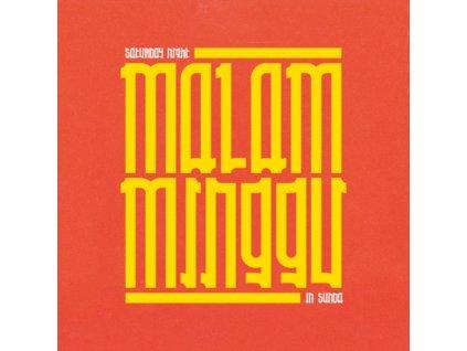 VARIOUS ARTISTS - Malam Minggu: A Saturday Night In Sunda (LP)