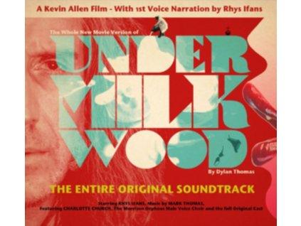 ORIGINAL SOUNDTRACK / MARK THOMAS / RHYS IFANS - Under Milk Wood (CD)