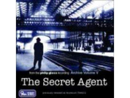 PHILIP GLASS - The Secret Agent - OST (CD)