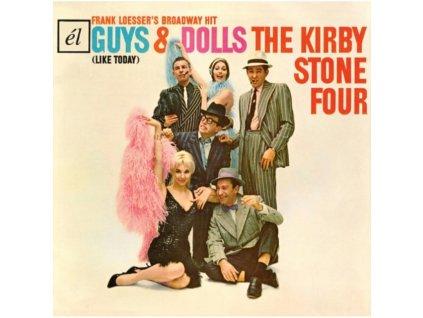 KIRBY STONE FOUR - Guys & Dolls (Like Today) (CD)