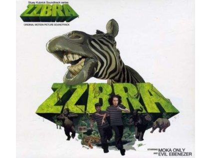 ZZBRA - Original Motion Picture Soundtrack (CD)