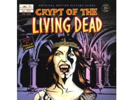 PHILLIP LAMBRO - Crypt Of The (CD)