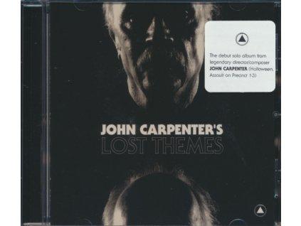 JOHN CARPENTER - Lost Themes (CD)