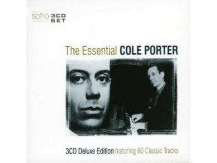 VARIOUS ARTISTS - The Essential Cole Porter (3Cd) (CD)