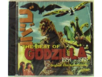 VARIOUS ARTISTS - The Best Of Godzilla 1954-1975 Ost (CD)