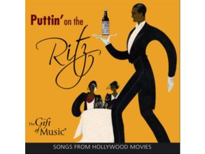 VARIOUS ARTISTS - Varputtin On The Ritz (CD)