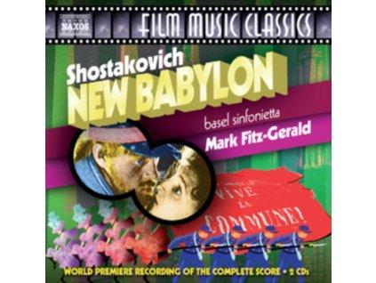 BASEL SINFONIETTAFITZGERALD - Shostakovichnew Babylon (CD)