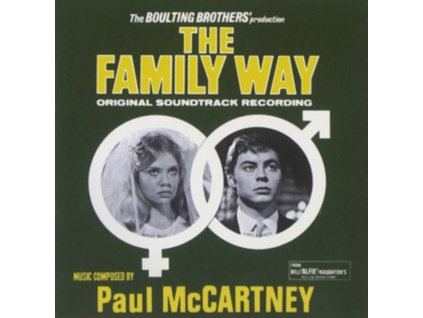 PAUL MCCARTNEY - The Family Way - Ost (CD)
