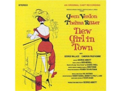ORIGINAL BROADWAY CAST - New Girl In Town (CD)