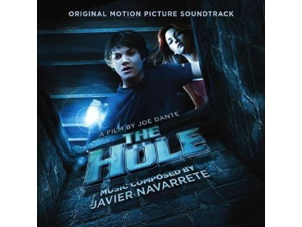 JAVIER NAVARRETE - The Hole Ost (CD)