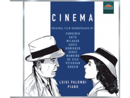 LUIGI PALOMBI - Cinema Original Soundtracks (CD)