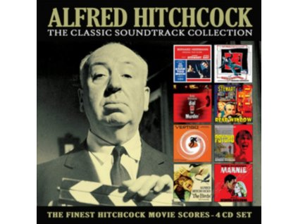 ALFRED HITCHCOCK - The Classic Soundtrack Collection (CD)