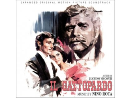 NINO ROTA - The Leopard (CD)