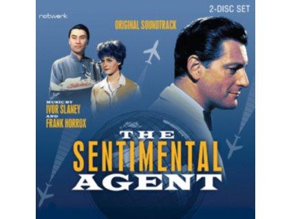 ORIGINAL SOUNDTRACK / IVOR SLANEY & FRANK HORROX - The Sentimental Agent (CD)