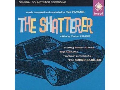 ORIGINAL SOUNDTRACK / TOT TAYLOR - The Shatterer (CD)