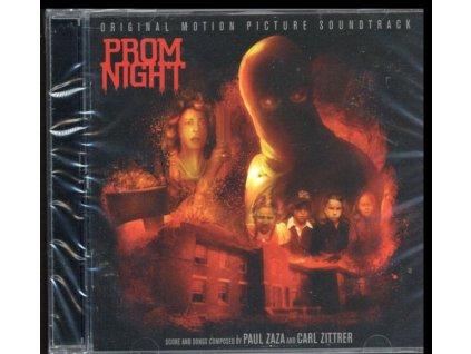 ORIGINAL SOUNDTRACK / PAUL ZAZA & CARL ZITTRER - Prom Night (Original 1980 Motion Picture Soundtrack) (CD)