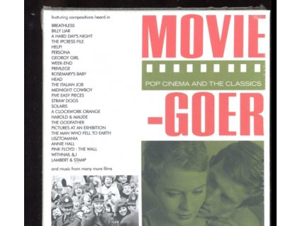 VARIOUS ARTISTS - Movie-Goer - Pop Cinema And The Classics (CD)