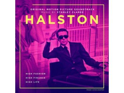 ORIGINAL SOUNDTRACK / STANLEY CLARKE - Halston (CD)